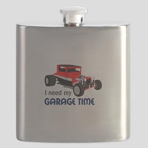 Need Garage Time Flask