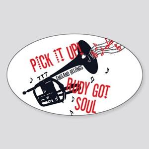 Rudy Got Soul Sticker