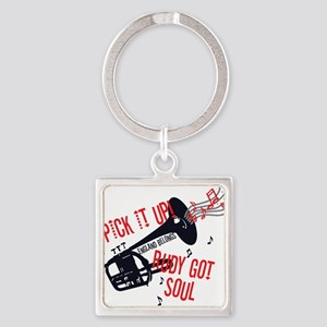 Rudy Got Soul Keychains