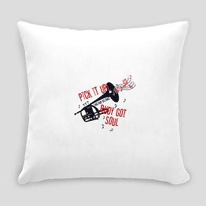 Rudy Got Soul Everyday Pillow