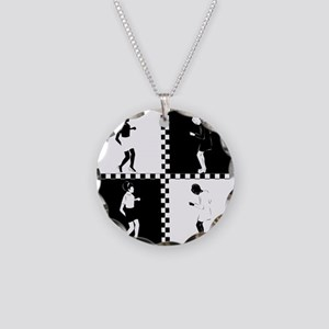 Ska Dancers Necklace