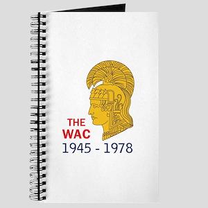 The WAC Years Journal