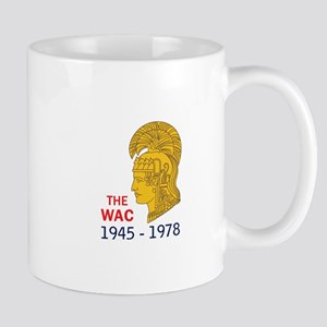 The WAC Years Mugs