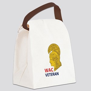 WAC Veteran Canvas Lunch Bag