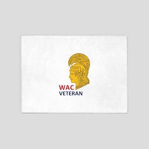 WAC Veteran 5'x7'Area Rug