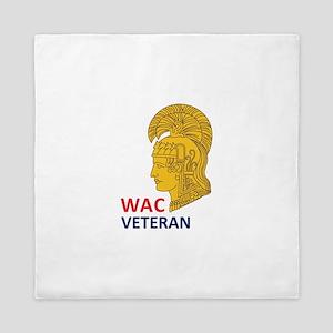 WAC Veteran Queen Duvet