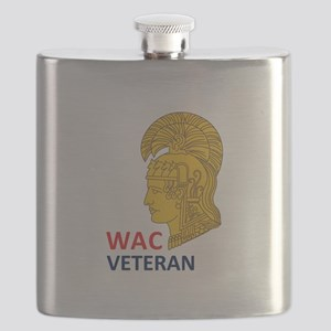 WAC Veteran Flask