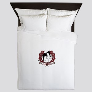 Skinhead Love Affair Queen Duvet