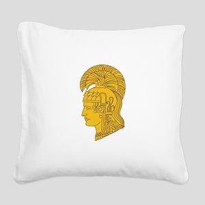 WAC Athena Square Canvas Pillow