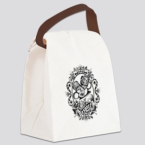 Respect Canvas Lunch Bag