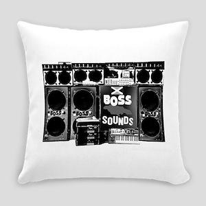 Boss Sounds Everyday Pillow