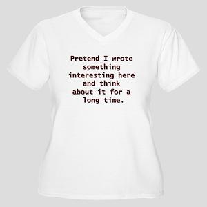 a9aac8da7a6 Funny Military Women s Plus Size T-Shirts - CafePress