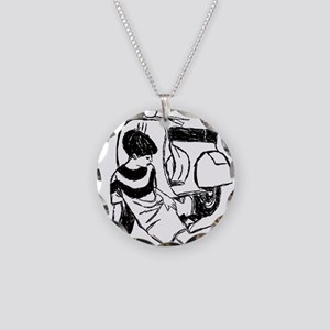 Scooter Girl Necklace