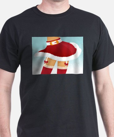 sexy mrs santa claus T-Shirt