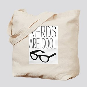 Nerds Are Cool Tote Bag