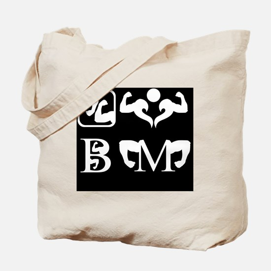 Funny Arm bar Tote Bag