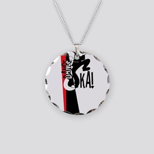 Dance Ska Necklace