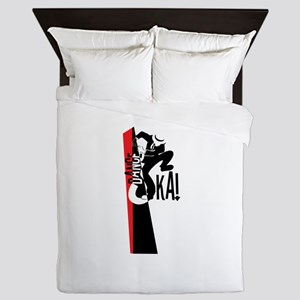 Dance Ska Queen Duvet