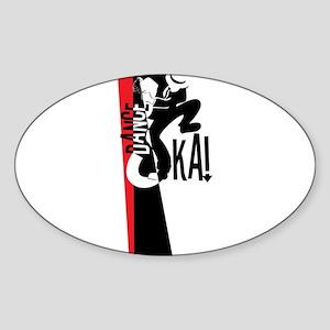 Dance Ska Sticker