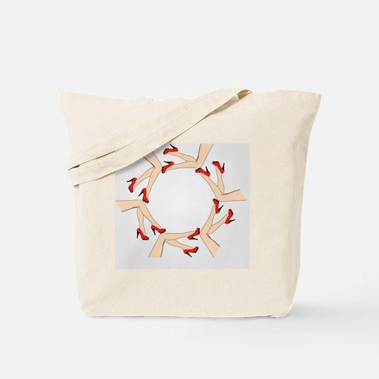 Funny Seductive Tote Bag
