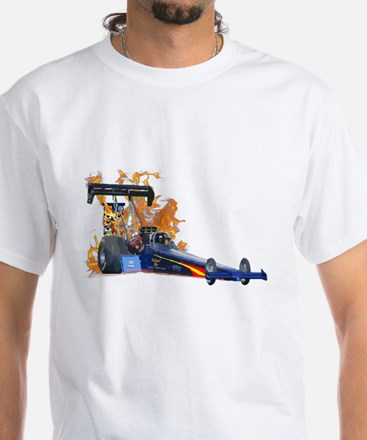 Flaming Top Fuel T-Shirt