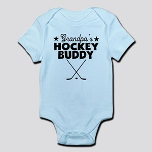 Grandpas Hockey Buddy Body Suit