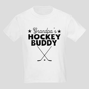 Grandpas Hockey Buddy T-Shirt