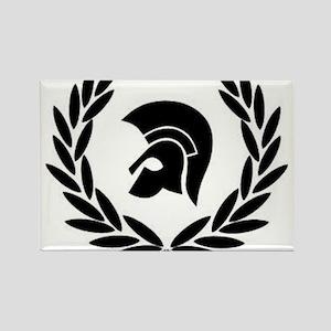 Trojan Laurel Leaf Magnets