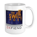 Large Mug: Sdr Waterfall Mugs