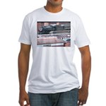 Steamtowm Steam Fitted T-Shirt
