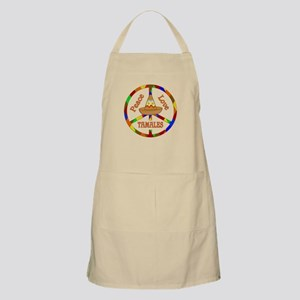 Peace Love Tamales Apron