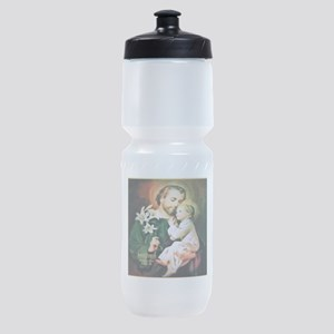 St Joseph Guardian of Jesus Sports Bottle