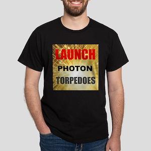 Launch Photon Torpedoes T-Shirt