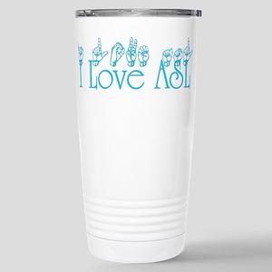 I love ASL Travel Mug