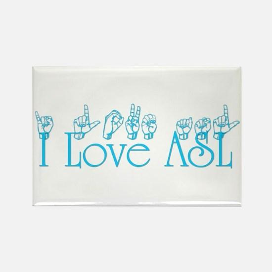 I love ASL Magnets