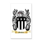 Methley Rectangle Car Magnet