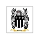Methley Square Sticker 3