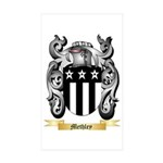 Methley Sticker (Rectangle 50 pk)