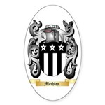 Methley Sticker (Oval)