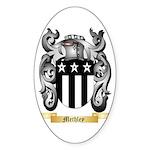 Methley Sticker (Oval 50 pk)