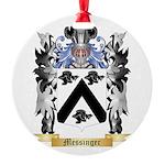 Messinger Round Ornament
