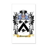 Messinger 20x12 Wall Decal