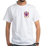 Messina White T-Shirt