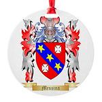 Messina Round Ornament