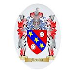 Messina Oval Ornament