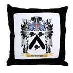 Messenger Throw Pillow