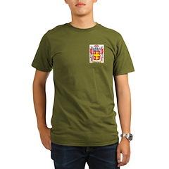 Meskellm Organic Men's T-Shirt (dark)