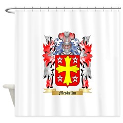 Meskellm Shower Curtain