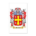 Meskell 20x12 Wall Decal