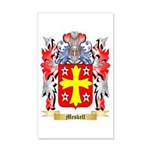 Meskell 35x21 Wall Decal